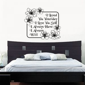 Wall decor - Decals